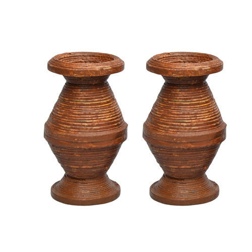 Handmade Flower Vase At Rs 500 Pair Newspaper Craft Waste Craft