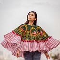 Pr Fashion New Poncho