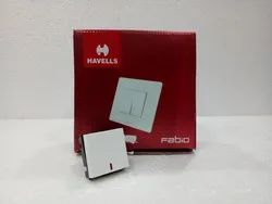 Havells electric switch, Switch Size: 1 Module