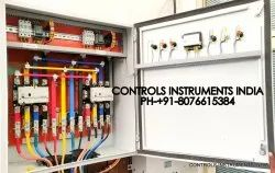 MC Metal Sheet Auto Change Over Phase Correction Control Panel