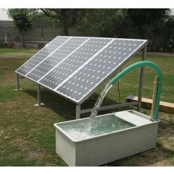 2 HP Solar Water Pump Controller Panel