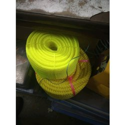 Yellow 220m Industrial Safety Rope