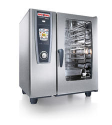 Industrial Semi-Automatic Rational Combioven, Capacity: 500-1000 Kg