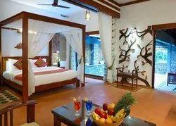 Resort Interior Designing, 400