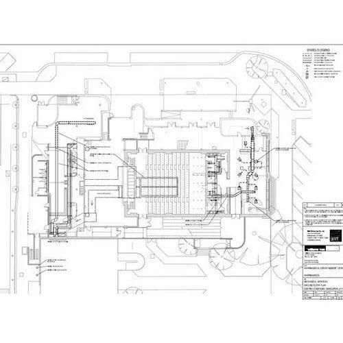 Structural Engineering Service - Tekla Steel Detailing Service