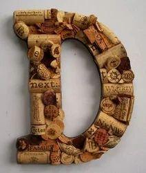 Cork Alphabets