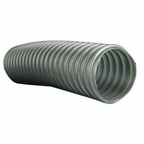 Flexible Reinforced PVC Hose Pipe, Packaging Type: Roll
