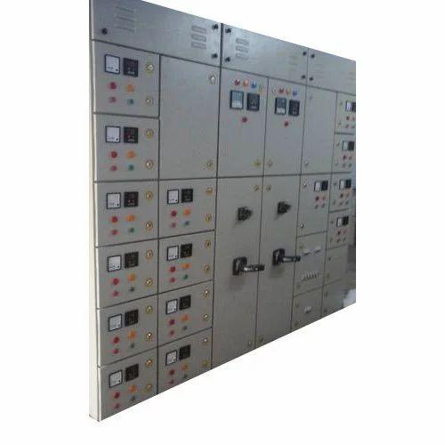 Aluminium Electric MCC Control Panel Service, Voltage : 340 V