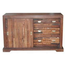 Industrial Reclaimed Cabinet