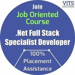 VITS Certified .Net Full Stack Specialist Developer(VCJFSSD)