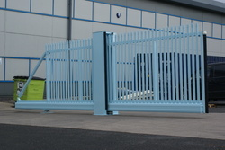 Industrial Cantilever Gates