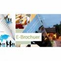 E Brochure Design Service