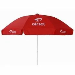 Printed Airtel Promotional Umbrella