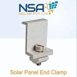 NSA Aluminium End Clamp 35mm