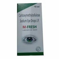 M- Fresh Lubricant Eye Drop