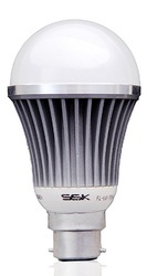 LED Lamps, 9 Watt, Color: White