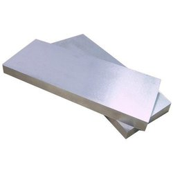Flat tungsten plate