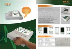 Digital ECG Machine(12 CHANNEL)
