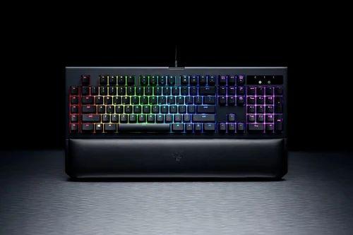 Razer Blackwidow Chroma V2 Mechanical Gaming Keyboard Us Layout (yellow  Switch) Rz03 02032300 R3