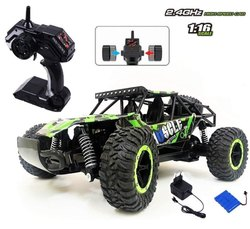 Barodian's Multicolor Scale Off Road Monster Truck Racing Toy Car for Personal
