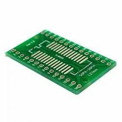 SOP28 SSOP28 TSSOP28 to DIP28 Adapter Converter PCB Board