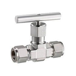 Tube End Needle Valve