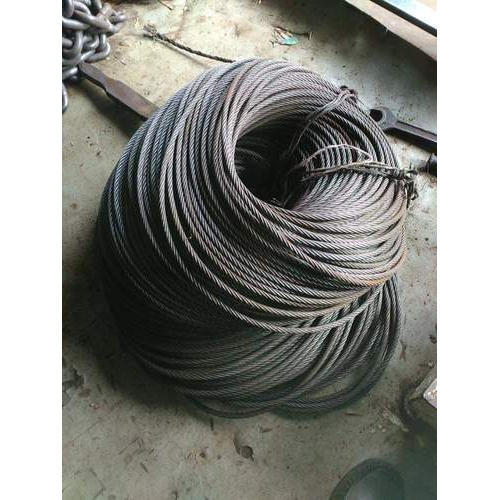 Ropes - Used Wire Ropes Retail Trader from Mumbai