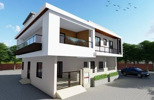 Visual Arch Architects Interior Designers Architectural Services Architectural Designing Services From Bareilly