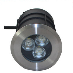 3W Outdoor LED Inground Light
