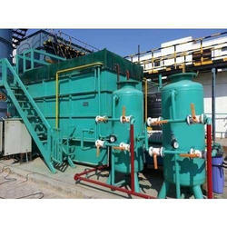 Industrial Effluent Water Treatment Plants