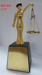KN-892 Statue Trophy
