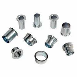 Stainless Steel Natural SS CNC Turned Components, Material Grade: 304, Packaging Type: Standard