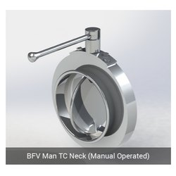BFV Man TC Neck - Manual Operated