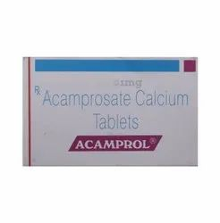 Acamprosate Calcium Tablet