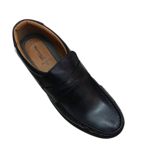 eae3d203f4330a Black Mens Moccasins Shoes, Rs 1599 /pair, Bata India Limited   ID ...