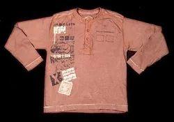 Wf-012 Cotton t Shirt