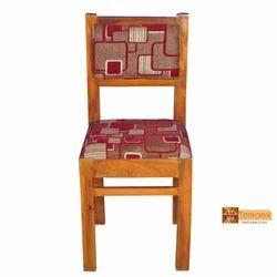 Yukon Solid Teak Wood Dining Chair