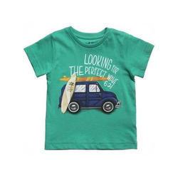 Boy Green Baby T-Shirt