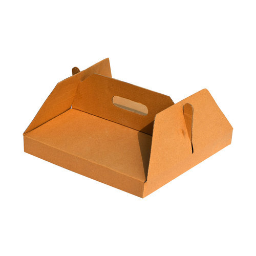 Pizza Packaging Boxes - Pizza Box 8 X 8 X 2 Inches - 3 Ply