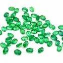 Loose Natural Emerald Pear Cut Gemstone