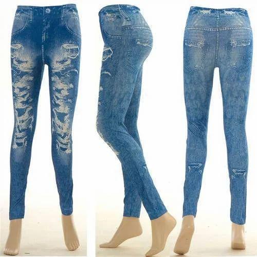 Las Rugged Jeans