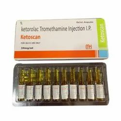 Ketorolac Tromethamine Injection I.P