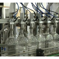 Semi Automatic Bottle Filling Machines