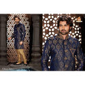Traditional Heavy Wedding Sherwani