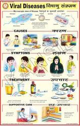 Viral Diseases For Prevent Diseases Chart