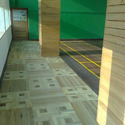 Corridor Wooden Flooring