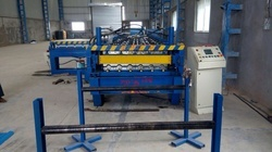 5 Rib Roll Forming Machine