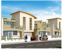 Flats Building Construction Service