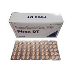 Pirox DT 20 mg Tablets