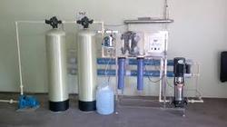 Automatic Water Distillation Plant